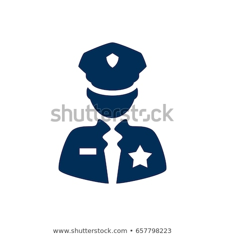Security Guard, illustration Stock photo © Morphart