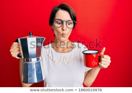 espresso · professionnels · machine · italien - photo stock © franky242