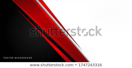 üçgen eğim siyah beyaz arka plan modern vektör Stok fotoğraf © Melvin07