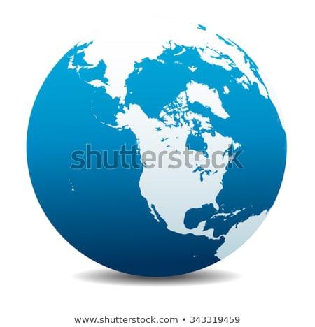 lume · glob · hărţi · Internet · abstract · fundal - imagine de stoc © fenton