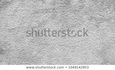 sötétszürke · vászon · textúra · közelkép · kilátás · szövet - stock fotó © stevanovicigor