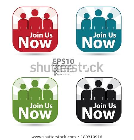 Now Hiring HR Business Partner. Stock photo © tashatuvango