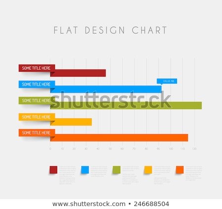 nowoczesne · działalności · statystyka · ekranu · eps - zdjęcia stock © orson