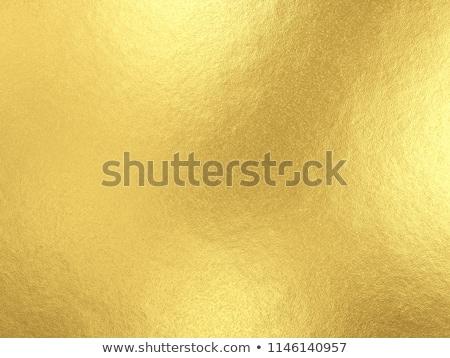 Arany textúra gradiensek árnyék textúra fal fém Stock fotó © scenery1