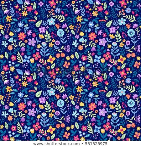 Stockfoto: Abstract · ornament · bloem · ontwerp · textuur · natuur