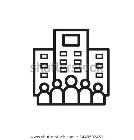 Entreprise comptables comptables travaux financière logiciels Photo stock © RAStudio