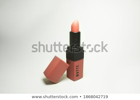 Lipstick Kiss - Photo Object Stock photo © CrackerClips