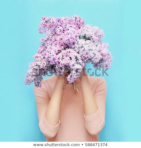voorjaar · vakantie · Geel · narcis · vector - stockfoto © robuart
