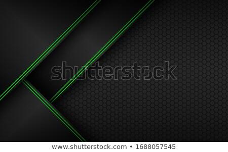 Zöld fény háttér design nyaláb terv művészet Stock fotó © cidepix