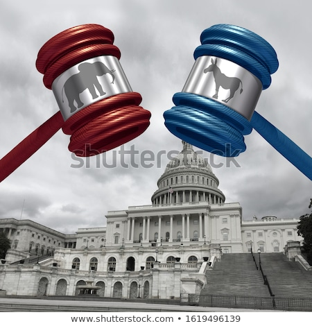 Impeachment Trial Stock photo © Lightsource