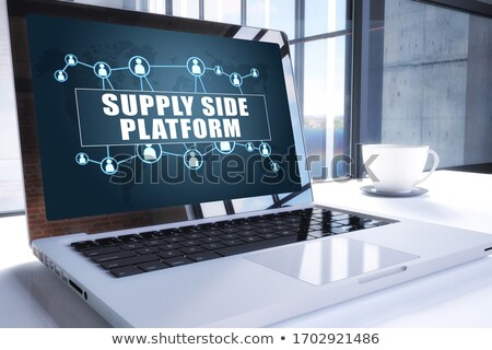 Suppy Side Platform Stock photo © Mazirama