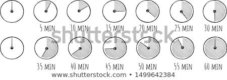 10 minute timer stock photo © Zela
