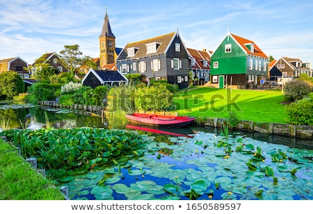 Village Stock photo © MyosotisRock