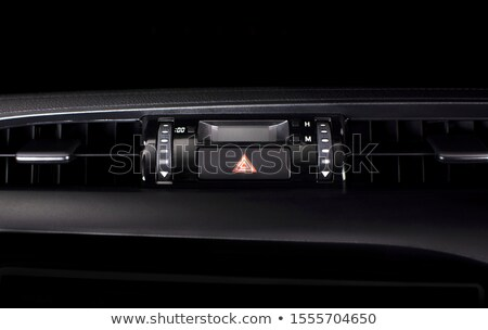 automobile instrument panel Stock photo © phbcz