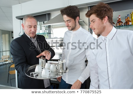Catering trades Stock photo © photography33
