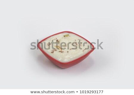 индийской · кегли · красный · томатный · кокосового - Сток-фото © zkruger