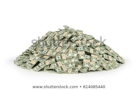 US Money Stack Background 3 Stock photo © jadthree