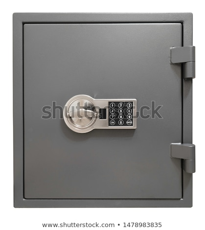 Small Safe Stock photo © idesign