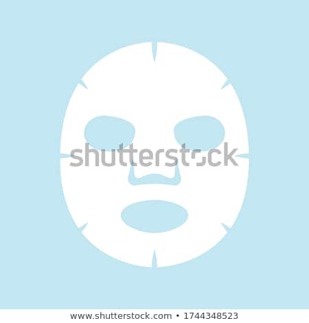 Cosmetic mask facial stock photo © UrchenkoJulia