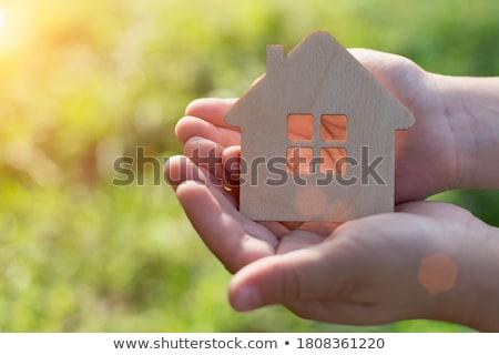 finances on their own home Stock photo © OleksandrO