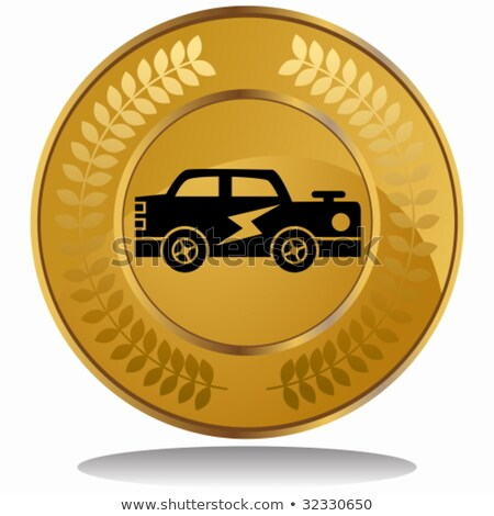 Gold Coin - Hot Rod Stock photo © cteconsulting