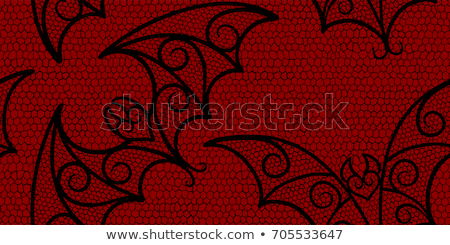 Halloween Vampire Bat Stock photo © fizzgig