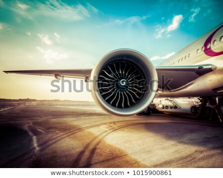 plane turbine Stock photo © ssuaphoto