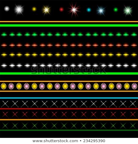 ストックフォト: ありがとう · カード · 明るい · クリスマス · eps · 10