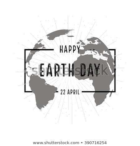 aarde · uitrusting · twee · globes · wereld · achtergrond - stockfoto © burakowski