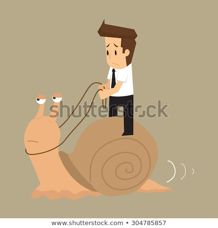 Slow Investment Stock photo © Lightsource