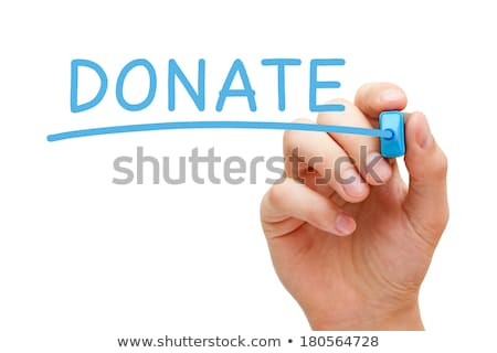 funding blue marker stock photo © ivelin