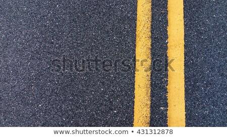 umido · asfalto · texture · alto · strada - foto d'archivio © meinzahn