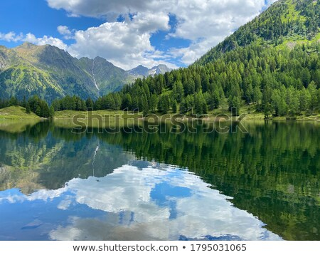 Stunning landscape in the Schladming Stock photo © CaptureLight