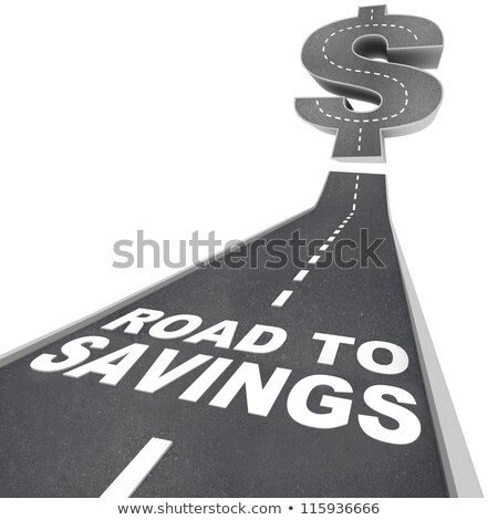 Invest word on road sign Stock photo © fuzzbones0