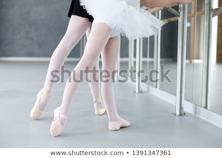 ballet · danseurs · sport · costume - photo stock © master1305