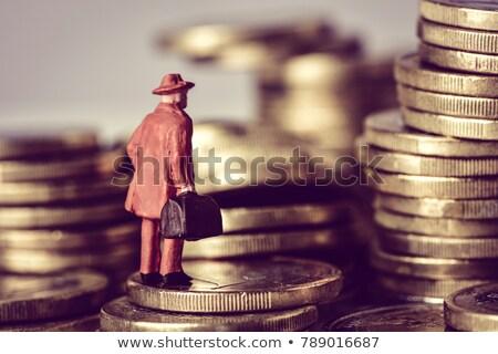 Runaway Euro Stock photo © 3mc