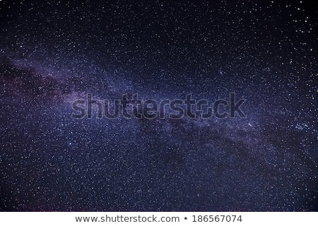 niebo · pełny · gwiazdki · mleczny · sposób · cichy - zdjęcia stock © zurijeta