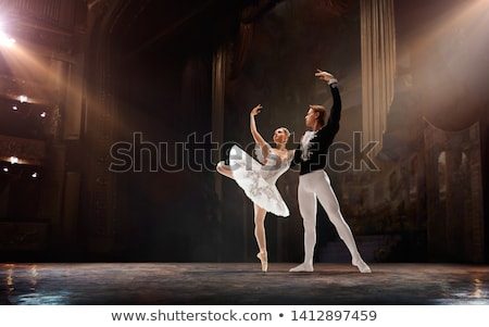 Ballet Stock photo © bluering