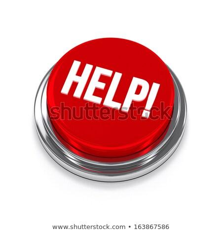 button help stock photo © oakozhan