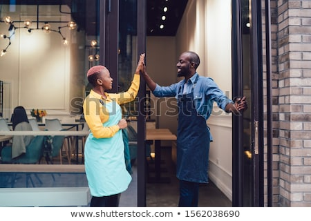 small business winning stock photo © lightsource