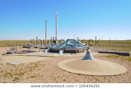 Intercontinental Ballistic Missile Silo Stock photo © albund