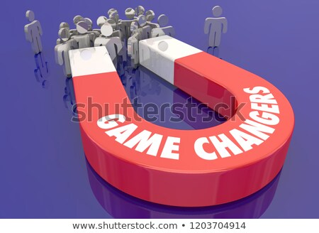 disruptor and game changer stock photo © lightsource