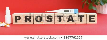 diagnóstico · médico · turva · texto · estetoscópio · pílulas - foto stock © tashatuvango