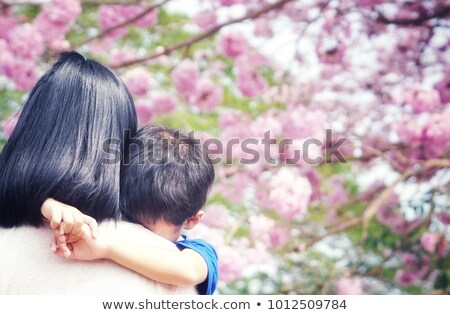 Mother care. Stock photo © Fisher