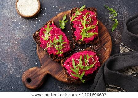 fresco · raiz · de · beterraba · brinde · tigela - foto stock © digifoodstock