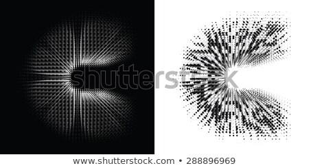 Plek verschil brieven spel kinderen taak Stockfoto © Olena