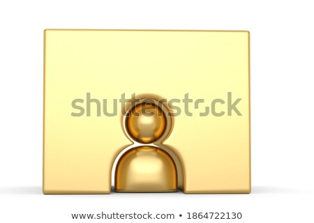 Clipboard with Executives Concept. 3D. Stock photo © tashatuvango