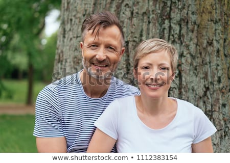 Portrait of couple Stock photo © IS2