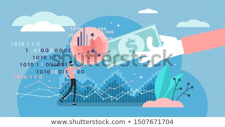 Selling Private Information Stock photo © Lightsource