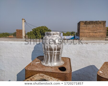 The Olden Mug Stock photo © abdulsatarid